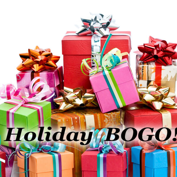 Happy Holidays!!! (BOGO!!)